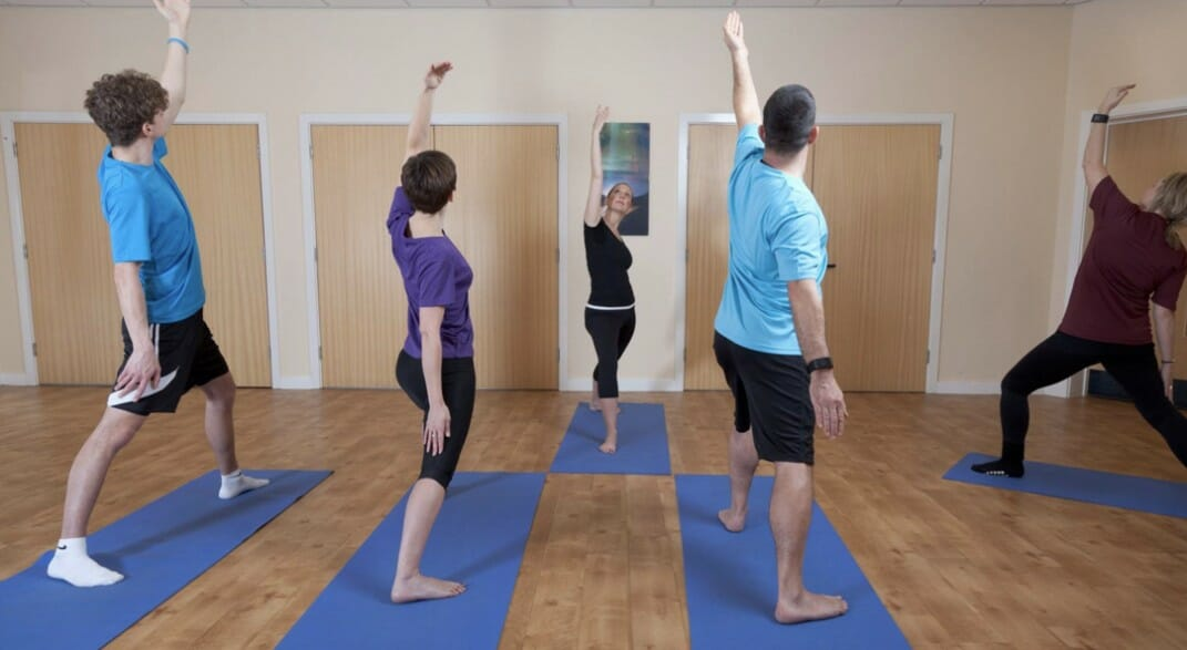 POINT4 Gym Exercise Classes | Gyms Hereford | Fitness Classes Hereford