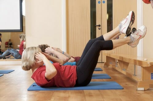 LEGS BUMS & TUMS EXERCISE CLASS | POINT4 GYM HEREFORD