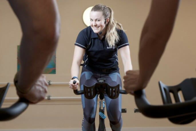 SPIN CIRCUITS EXERCISE CLASS | POINT4 GYM HEREFORD