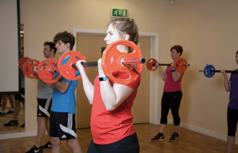 HURRICANE TRAINING EXERCISE CLASS | POINT4 GYM HEREFORD