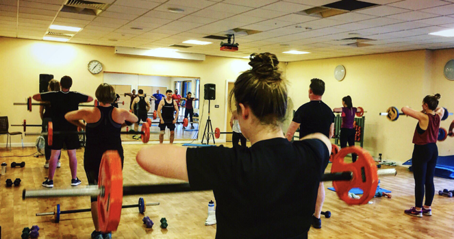 HIIT STRENGTH EXERCISE CLASS | POINT4 GYM HEREFORD