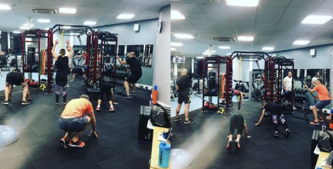 SYNRGY TABATA EXERCISE CLASS | POINT4 GYM HEREFORD