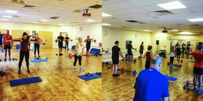 HIIT CRUNCH EXERCISE CLASS | POINT4 GYM HEREFORD