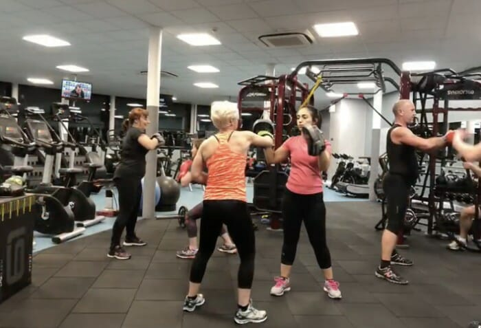 SYNRGY BOX EXERCISE CLASS | POINT4 GYM HEREFORD
